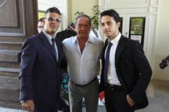 Marco Martire e Tony Sperandeo