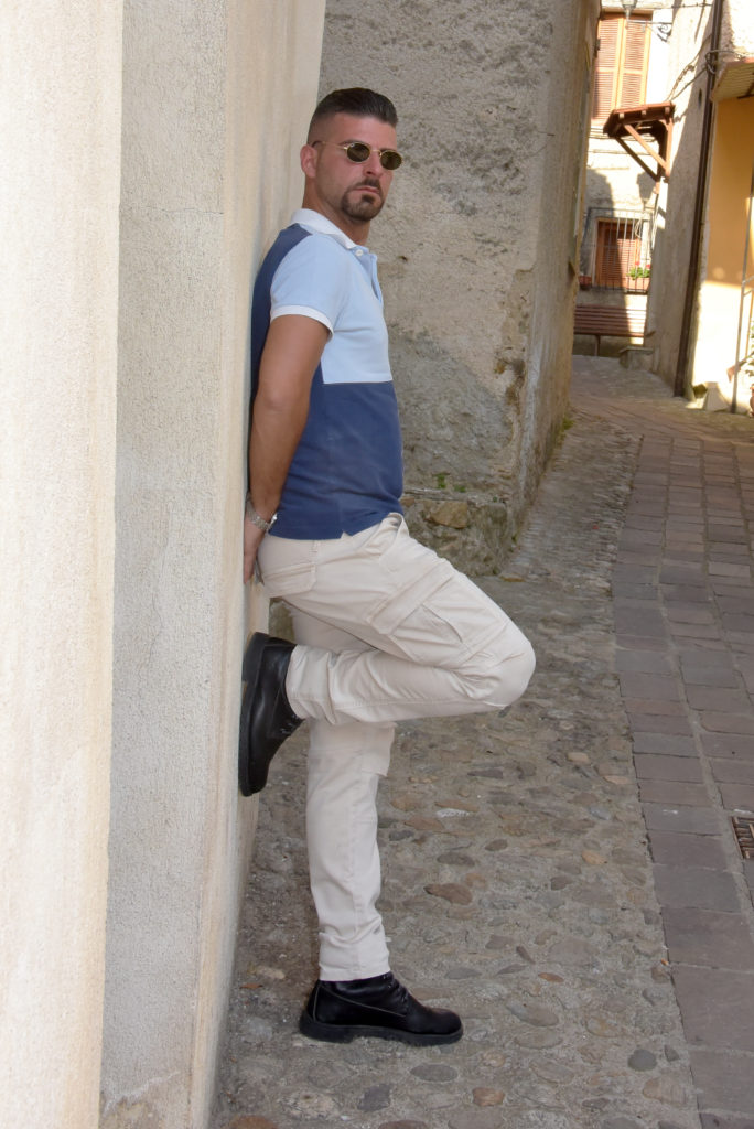 Marco Martire 3 - Shooting