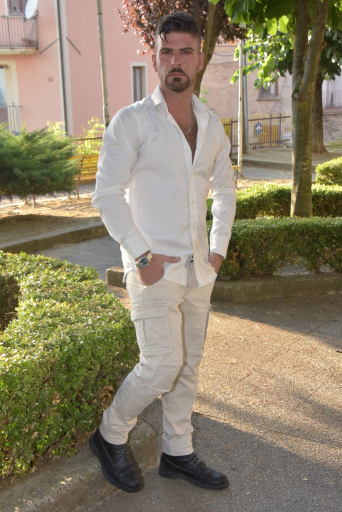 Marco Martire 8 - Shooting