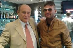 Marco Martire e Massimo Bonetti